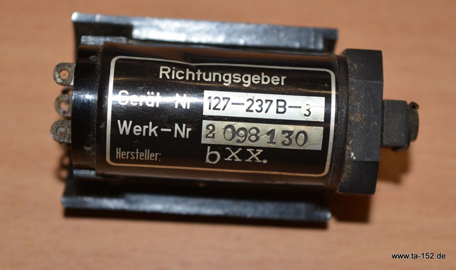 Richtungsgeber Gerät-Nr 127-237 B_02